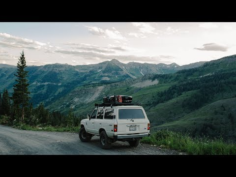 3,000 Mile Colorado Road-Trip