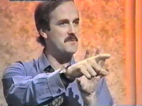 John Cleese & Michael Palin Talking Balls!
