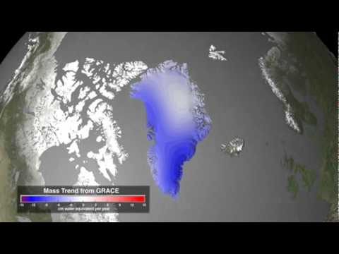 NASA Mission Takes Stock of Earth's Melting Land Ice WWW.GOODNEWS.WS