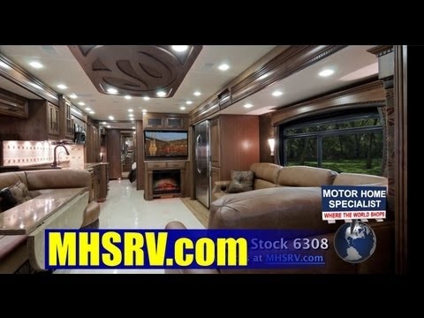 2013 Entegra Aspire 44U Luxury Motor Coach at MHSRV.com - #1 Entegra Dealer