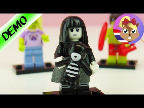 รีวิวของเล่น ตัวละครสุดฮิตของเลโก้ เด็กสาวแนวสยองขวัญ