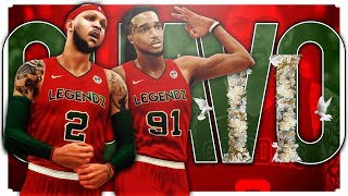 NBA 2K18 Streets MyCAREER - #3 | Quavo Joins The Squad & GOES OFF For 38! | #BeloxHunchoDuo 🔥😱