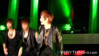 Full Fancam 111003 Onew Ring Ding Dong W Dance Break   Gyeongju Dc