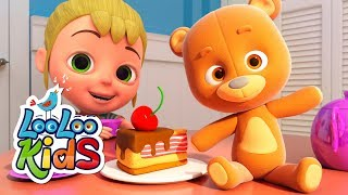 Teddy Bear - Educational Songs for Children | LooLoo Kids