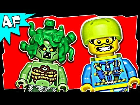 Lego Series 10 Collectible Minifigures 71001 Stop Motion Review