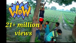 Funny comedy in village Harduaganj (Aligarh)