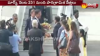 Netherlands PM Mark Rutte Arrives in India for 2-Day Visit