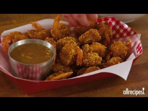 Shrimp Recipes - How to Make Captain Crunch and Cornmeal Shrimp