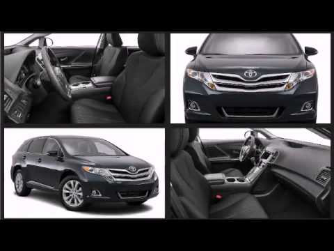 2015 Toyota Venza Video