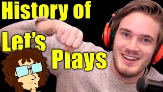 From Paperbacks to Pewdiepie: The History of Let
