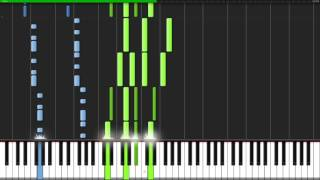 Protectors Of The Earth Two Steps From Hell Piano Tutorial My Little Piano Channel