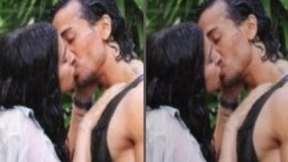 LEAKED: Tiger Shroff and Shraddha Kapoor's kiss from Baaghi!,Desi MMS,Baaghi Movie Hot Video Leaked