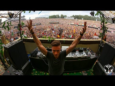 Nicky Romero Live At Tomorrowland 2014 video