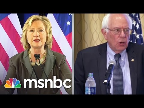 Democratic Primary Increasingly Interesting | Rachel Maddow | msnbc