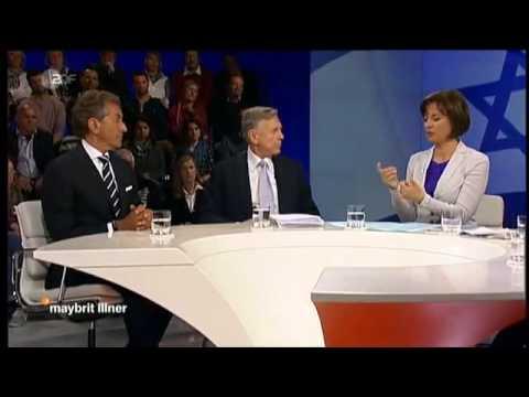 Maybrit Illner - Günter Grass und die Israelkritik