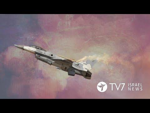 Сирия сбила израильский самолёт с помощью российских «Буков»   Новости Израиля TВ7   13.02.18