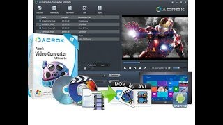 Convert any video ultimate - Acrok Video Converter Ultimate with crack 100% working