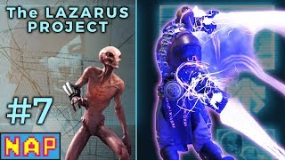The Lazarus Project - Mission 7 of 7 - XCOM 2 Tactical Legacy Pack Gameplay