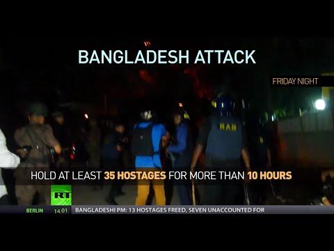 Bangladesh Dhaka cafe hostage siege: 20 civilians killed, 13 freed, ISIS claims responsibility
