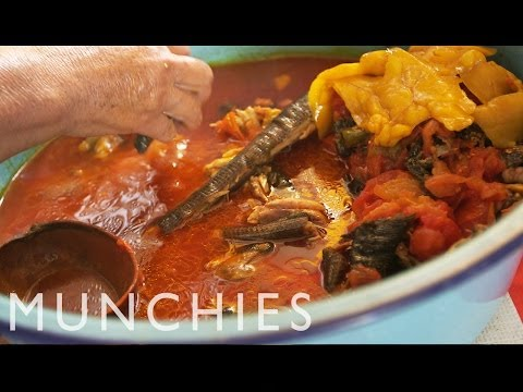 Iguana Stew With Mexico's Third Gender: MUNCHIES Guide to Oaxaca (Part 4)
