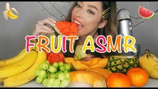 ASMR DELICIOUS FRUITS
