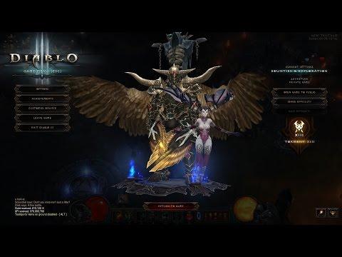 Build Ww Diablo  Gr