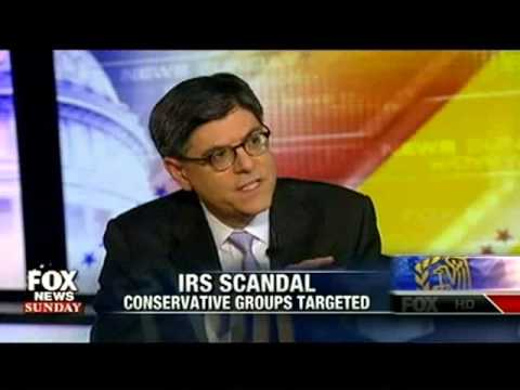 Jack Lew Refuses To Answer If William Wilkins Has Been Asked About IRS Targeting