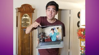 April Fools from Zach King