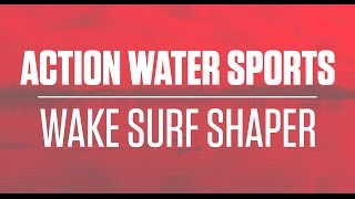 Eight.3 Wake Surf Shaper | AWS Video Review