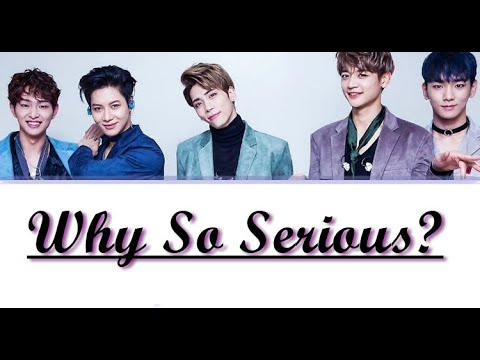 SHINee (���) - Why So Serious? COLOR CODED LYRICS with Jonghyun