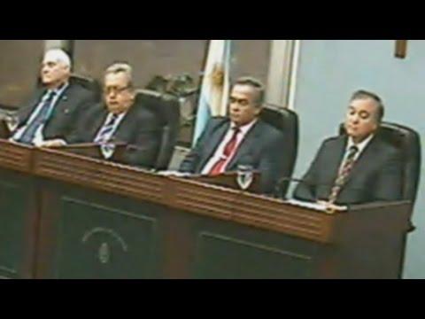 Lesa humanidad: condenaron a los diez acusados en un juicio oral en Tucumán