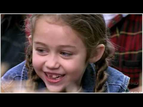 Miley Cyrus Growing Up (HQ) Music Videos