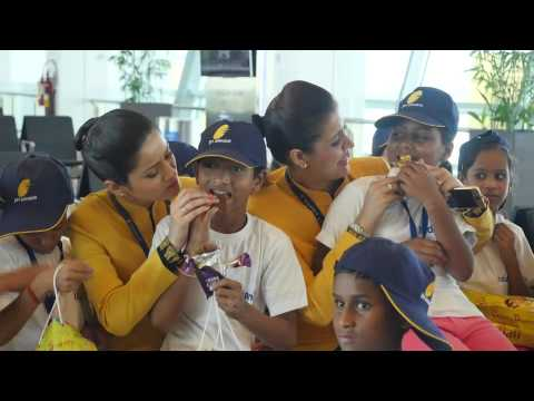 Jet Airways - Flight of Fantasy 2015