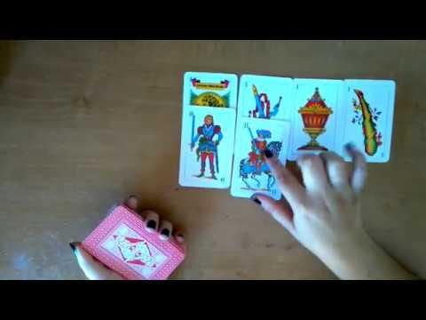 COMO LEER LAS CARTAS (CARTAS ESPAÑOLAS)