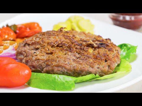 Плескавица. Сербская кухня. Рецепт от Всегда Вкусно!