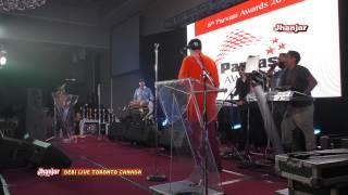 DEBI LIVE AT PARVASI AWARD 2015 7 AUG 15