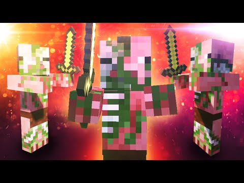 Everything You Need To Know About ZOMBIE PIGMEN In Minecraft!