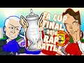 FA CUP FINAL - RAP BATTLE! (2016 preview Crystal Palace vs Ma...