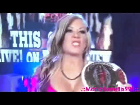 Madison Rayne- Sleazy MV (Mv Maker: MariaKanellis991)