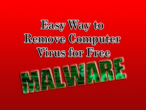 Easy Way to Remove Computer Virus for Free