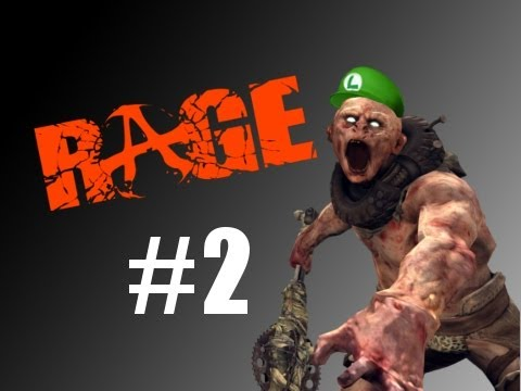 RAGE #2 - SEXY GIRLS EVERYWHERE!