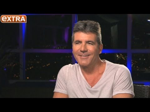 Simon Cowell Exclusive: First Interview Since Becoming a Dad!