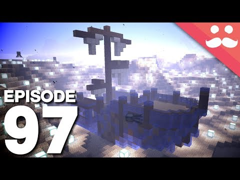 Cover Lagu Hermitcraft 5: Episode 97 - BUILDING A HOME!