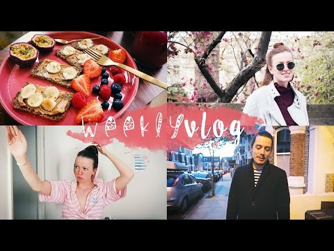 Brunchen in Fitzrovia, Video-Job, Streetstyle in London - WEEKLY VLOG #14