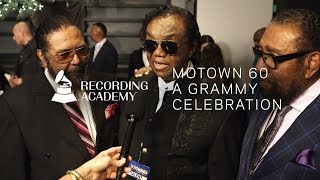 Holland–Dozier–Holland Talk Passion & Dedication To Motown | Motown 60: A GRAMMY Celebration