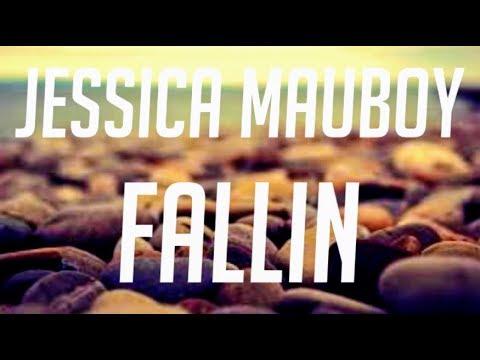 Jessica Mauboy - Fallin ( Official Lyrics video Lyrics video )