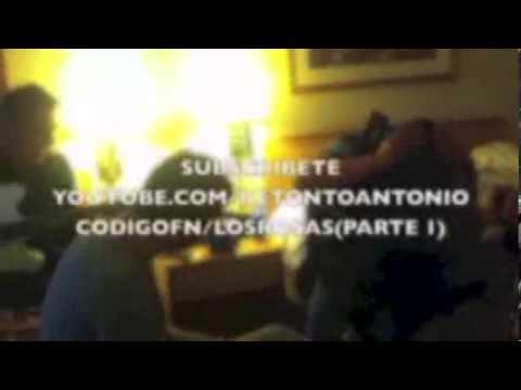 Codigo FN y Los Rosas -  El Crimen de Culiacan 2013
