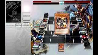 YGOPro DevPro - White Dragon Deck vs. Pendel Deck