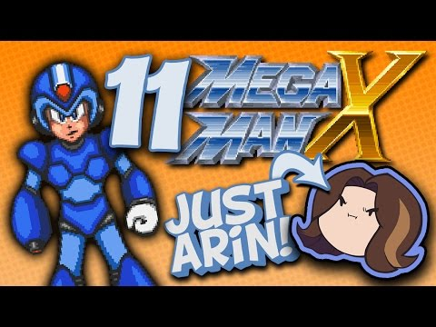 MegaMan X: Tiny Town Troubles  - PART 11 - Game Grump