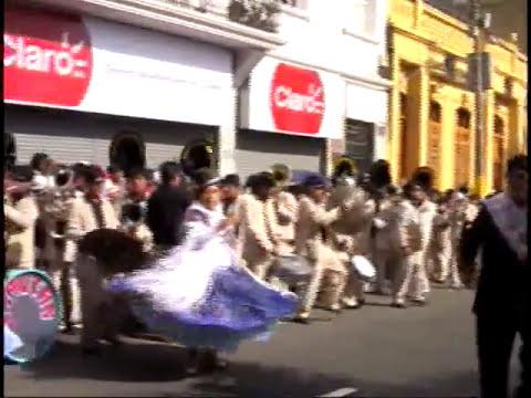 MORENADA-FIESTA DE CRUZES TACNA-PERU INTOCABLES,AMAUTAS